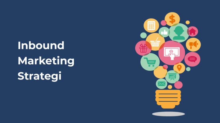 inbound marketing strategi